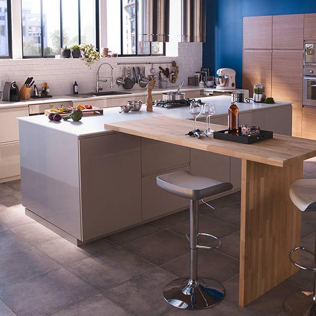 Cuisine brume Epura COOKE \ LEWIS - CASTORAMA House Pinterest