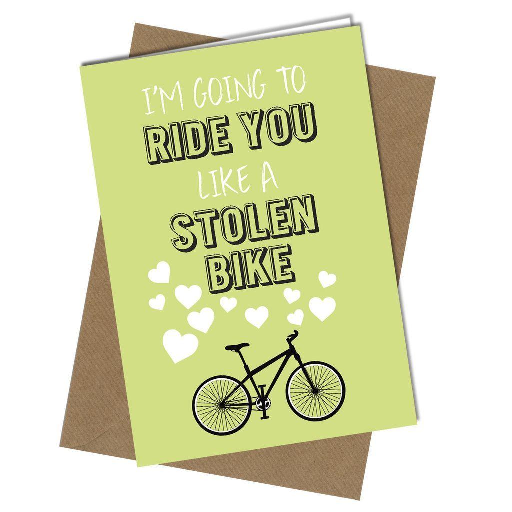 #438 Stolen Bike