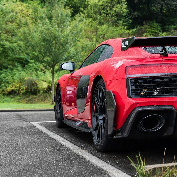 Audi R8 Performance Parts Audi Luxury Cars