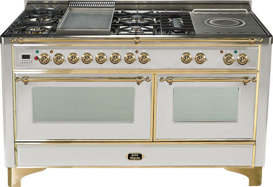 Ilve Majestic Collection Um150sdmp Ilve Range Cooker Dual Fuel Ranges