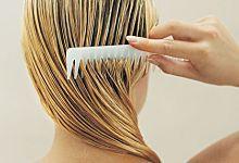 Oeuf pour la pousse des cheveux