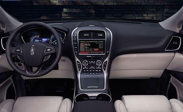 2016 Lincoln Mkz Cappuccino Interior Lincoln Lincoln Mkx