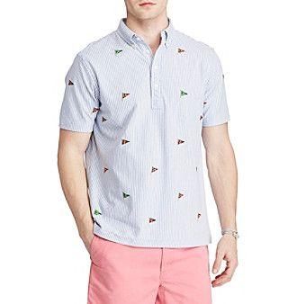 Polo Ralph Lauren® Men's Hampton Embroidered Shirt