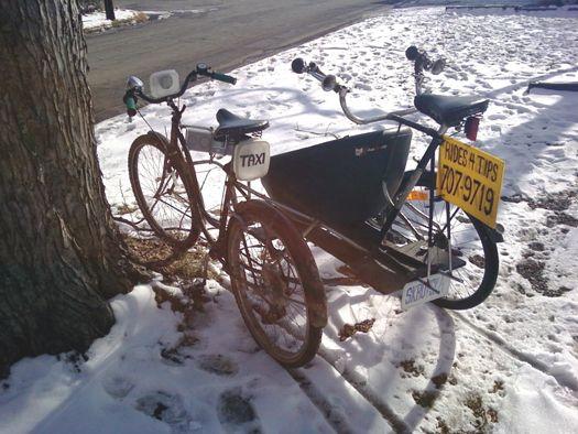 Bike Sidecar Hacks