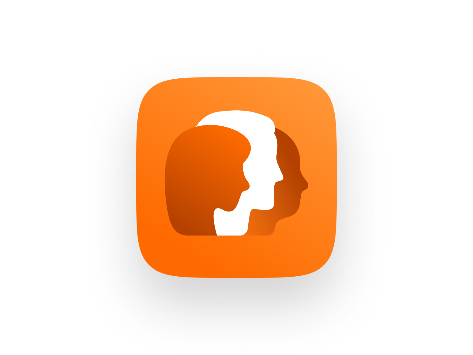 Meetings iOS Icon Ios icon, Android icons, Icon design