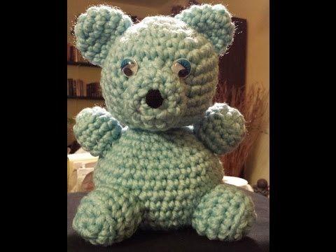 Amigurumi Tutorial Osito : Sonajero a ganchillo amigurumi crochet and cat crochet