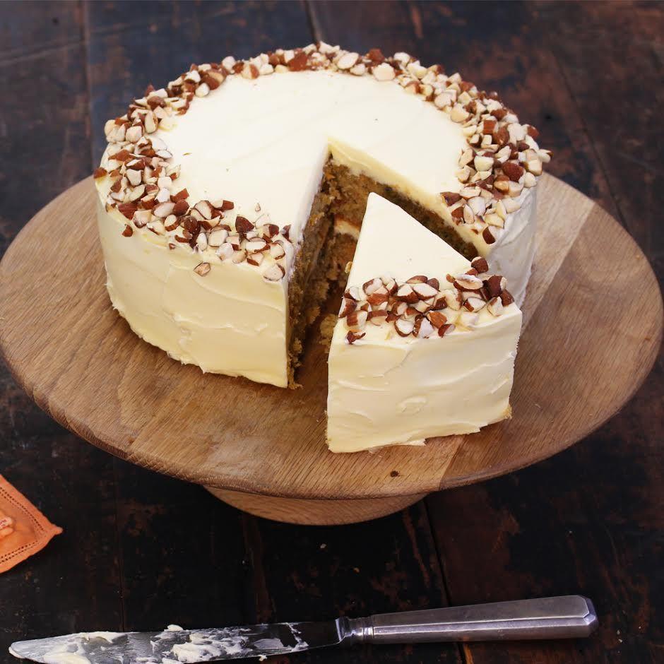 Copycat Carrot Cake Recipe
