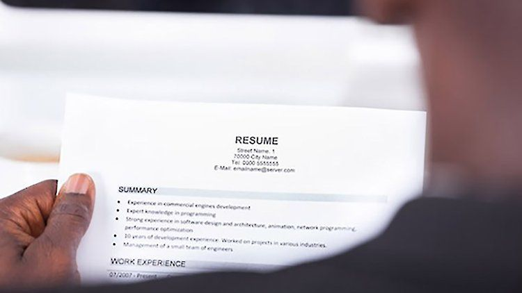 how far back should your federal resume go