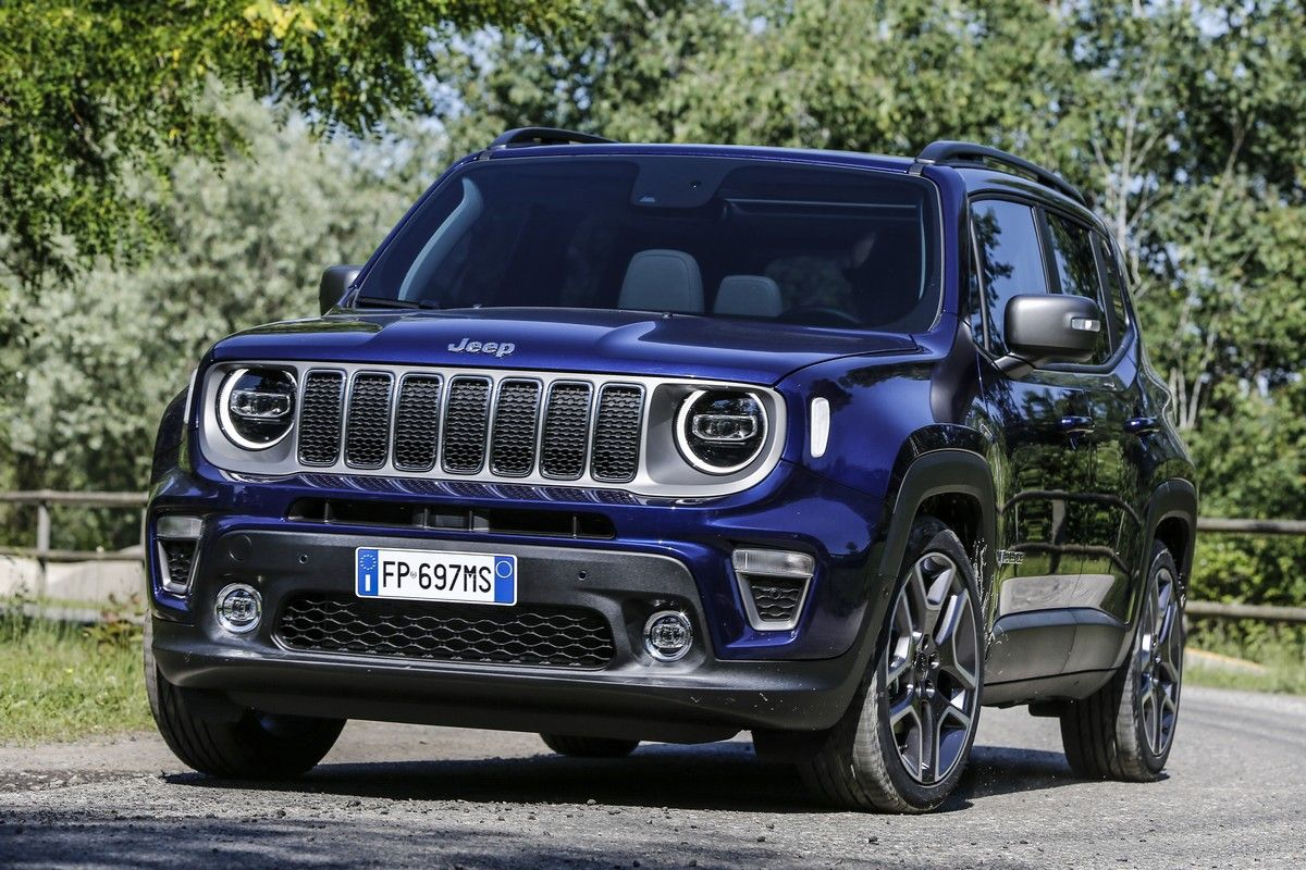Jeep Renegade Ibrida Plug In Quando Esce Jeep Renegade Motores