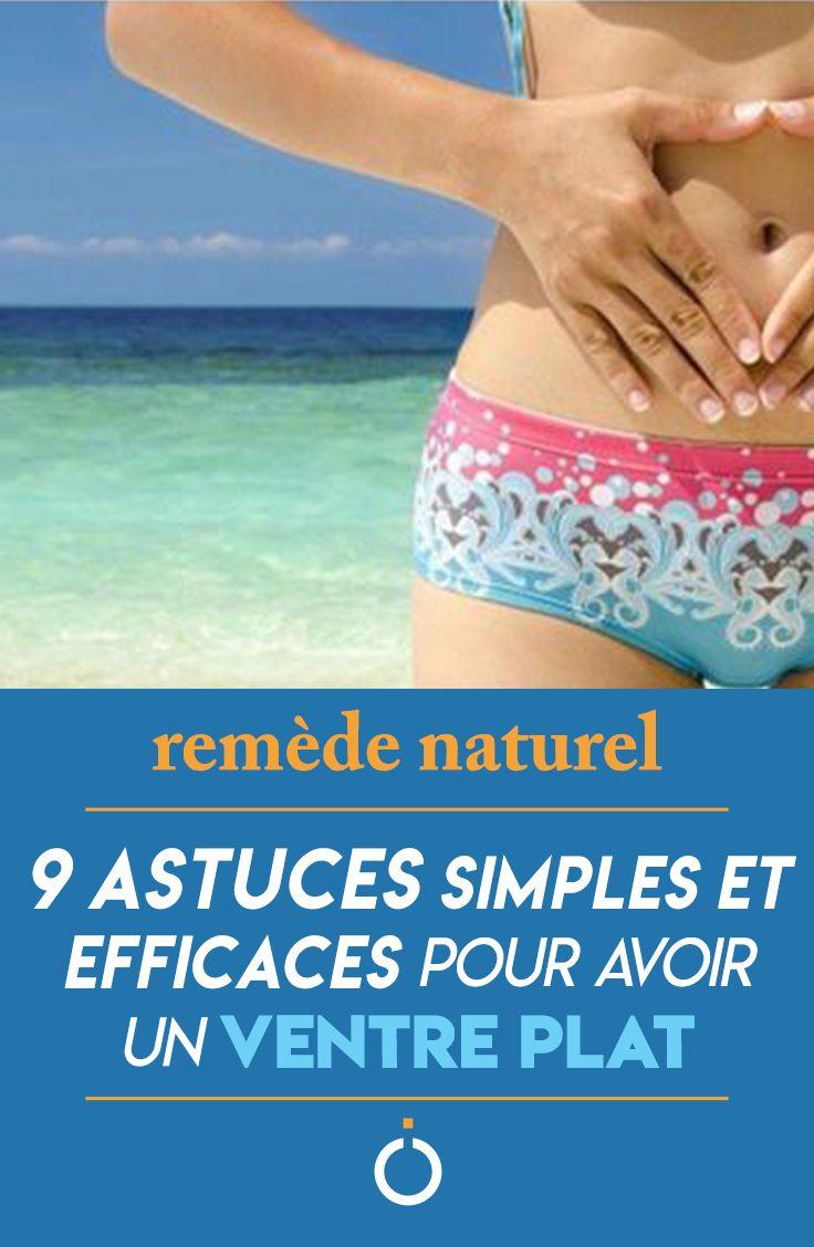 9 remèdes naturels simples et efficaces pour avoir un
