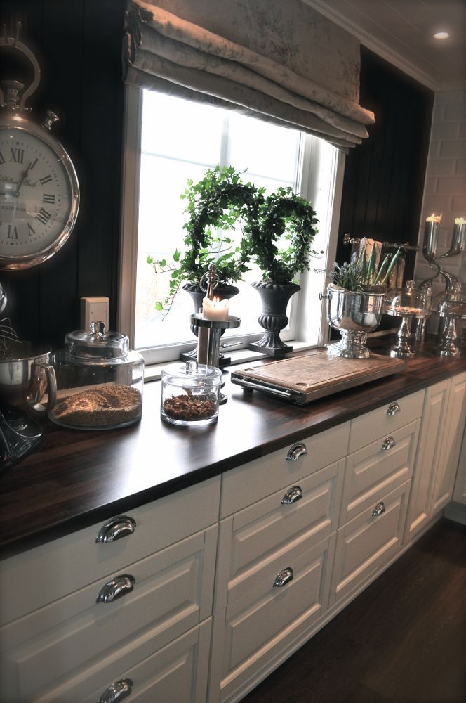 villapaprika country kitchens pinterest haus k chen ideen ja vintage k che. Black Bedroom Furniture Sets. Home Design Ideas