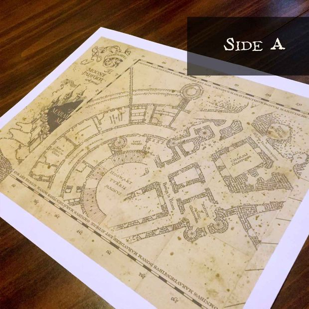 image about Marauders Map Printable named Marauders Map Clroom Themes Marauders map, The