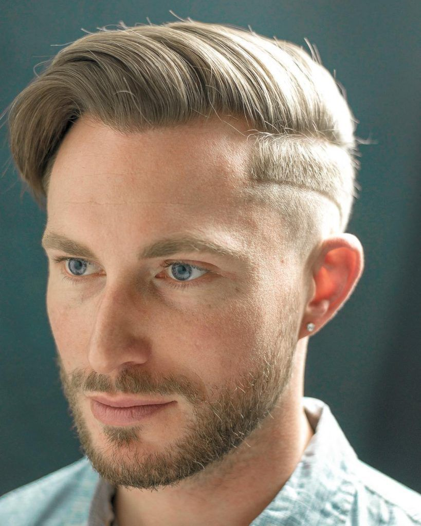 Haircuts for men las vegas side swept  undercut menshairstyles  mens hairstyles in