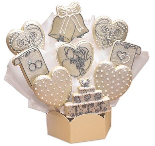 Wedding Cookies By Design