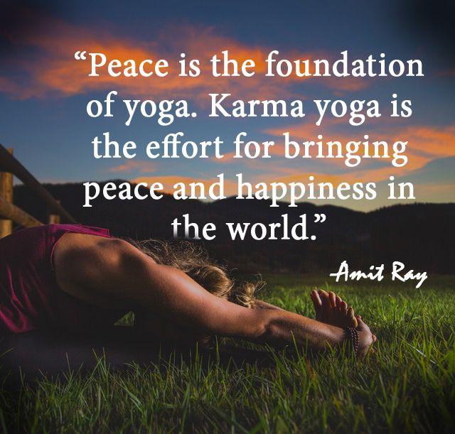 Karmayoga Quotes Form More About Karma Visit Karmatheories