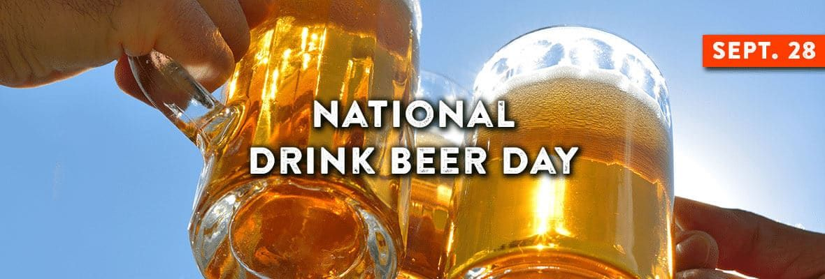 National Drink Beer Day National Drink Beer Day Beer Day Drinking Beer
