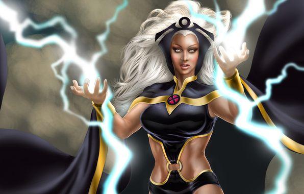 HD Storm X Men Comics Backgrounds   PixelsTalk.Net