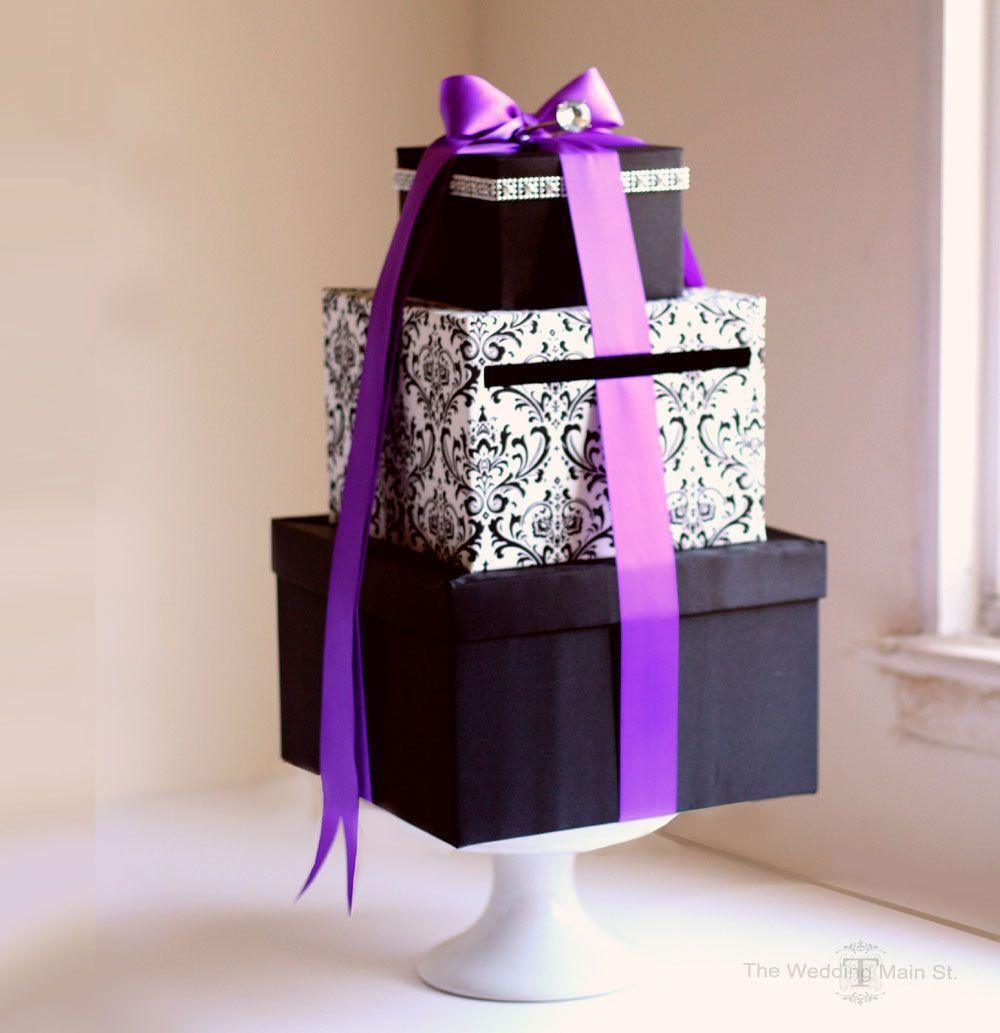 Money Box Wedding Gift Card Box Money Card Box Wedding Card Gift Box
