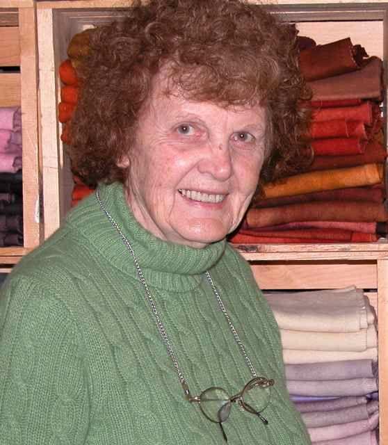 Fond Memories Of Jane Olson My Favorite Rug Hooking Teacher And What A Wonderful Women
