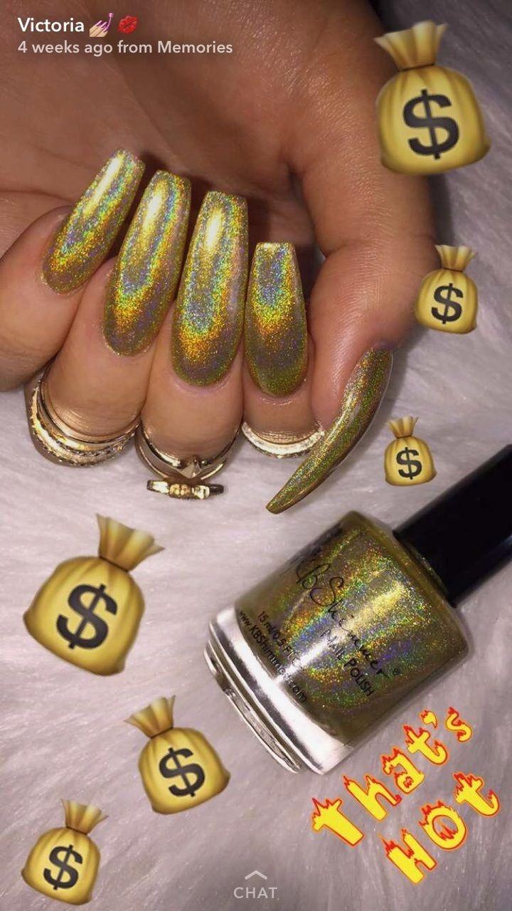 Pinterest:@elasialarkin | C L A W $ $ $ ✨ | Pinterest | Nails games ...