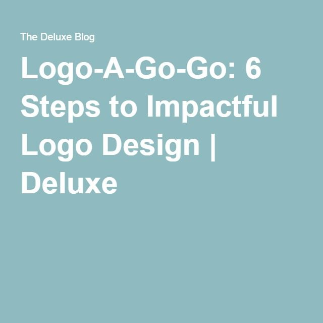 6 things you need to consider when conceptualizing your logo