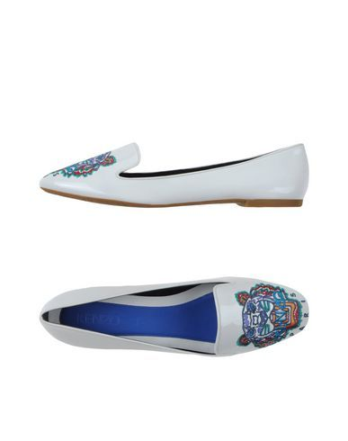 KENZO Ballet Flats. #kenzo #shoes #ballet flats