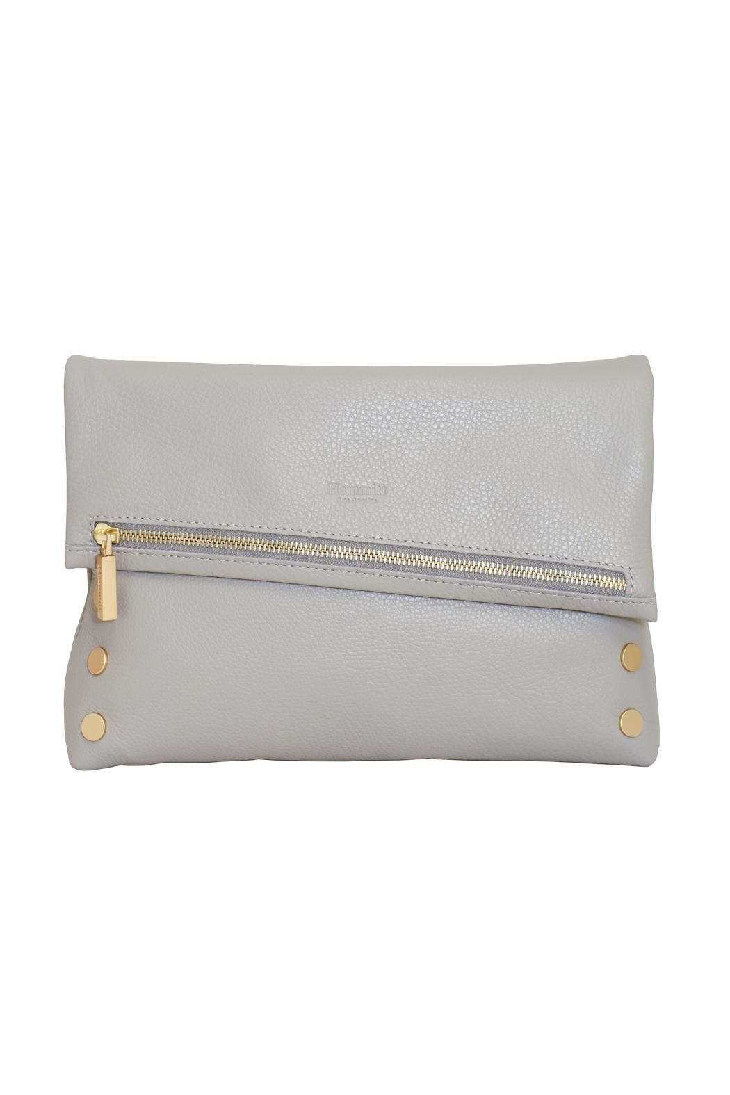 bfd19f0cdc69 This Hammitt VIP is the definition of living large. This oversized clutch  features a dedicated