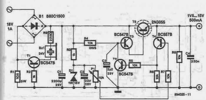 Épinglé sur Electronic Circuit Diagrams