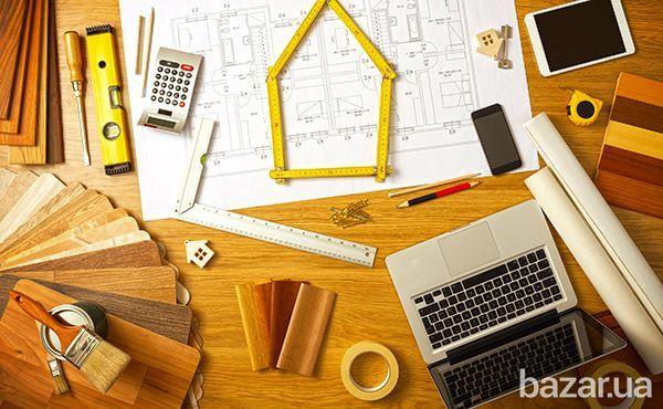 Послуги з ремонту та будівництва
