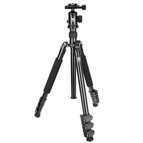 Amazonbasics Stativ Aluminium Kugelkopf 157 5 Cm Tripod Camera Tripod Carbon Fiber