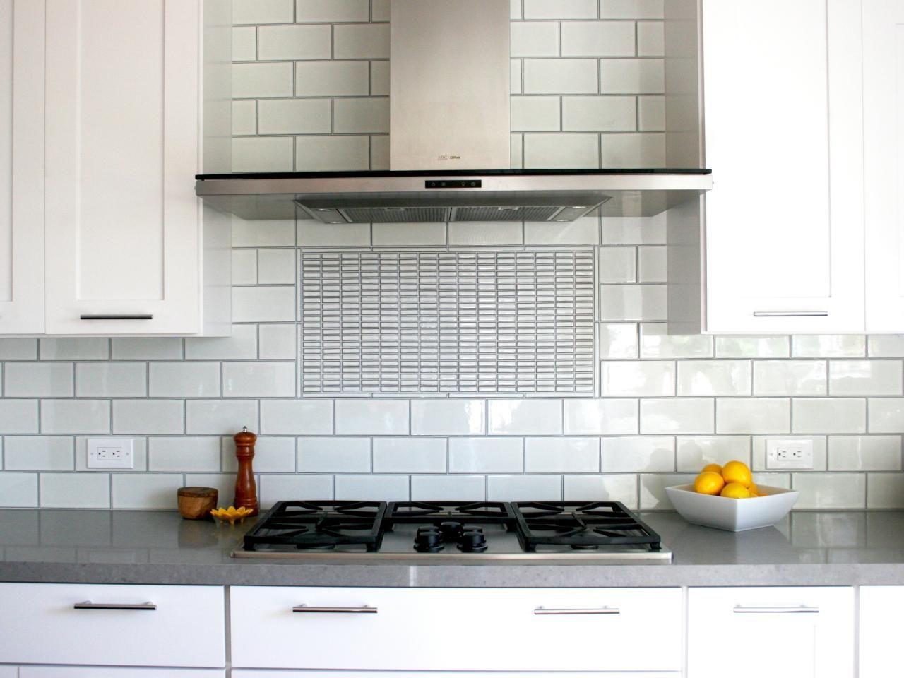 Pictures of Kitchen Backsplash Ideas From | Pinterest | Grey ...