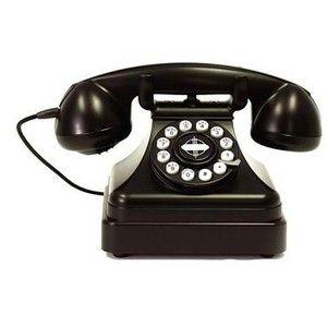 Kettle Classic Vintage Desk Phone
