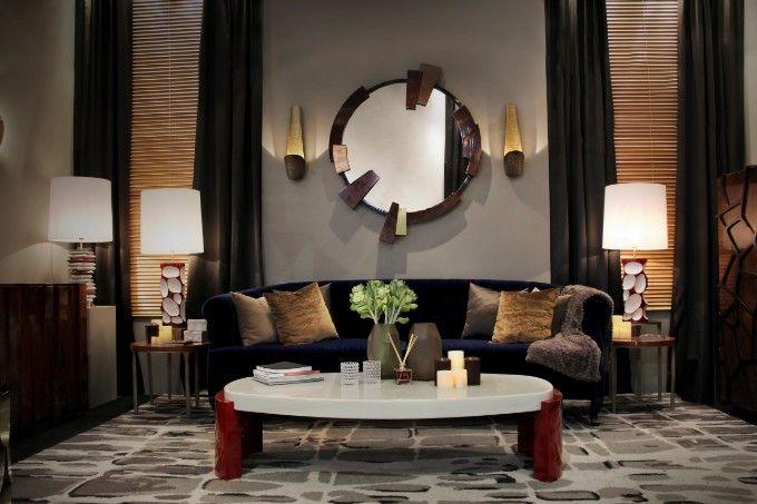 Einzigarte Und Moderne Wohnzimmer Fur Ihr Zu Hause