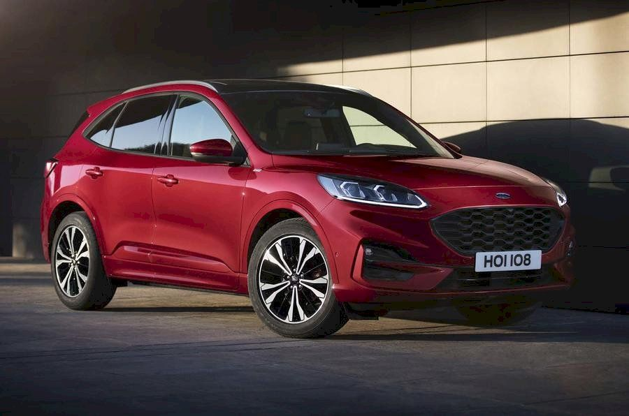 Ford To Launch Three New Model Names By 2024 In Europe Ford