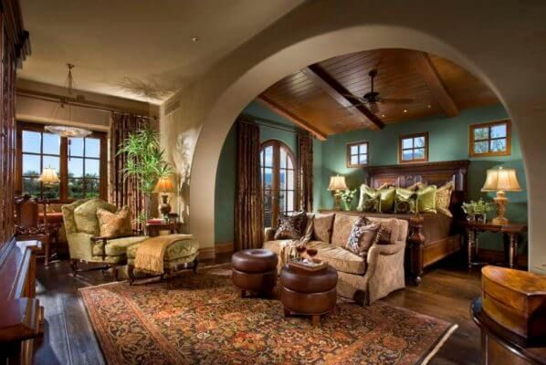 27 fabulous hacienda style homes ideas decorations hacienda style haciendas and decoration - Small Spanish House Interior Designs