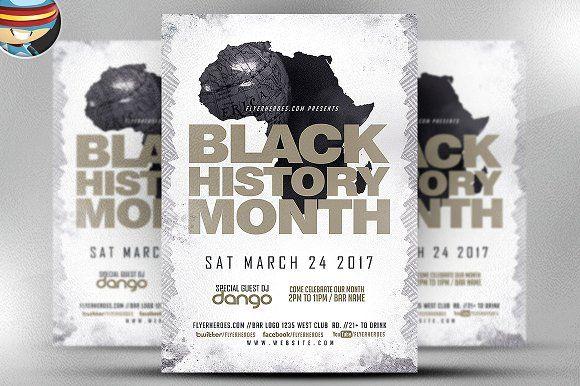 Pin By De Cooper On Art Pinterest Black History Month Flyer