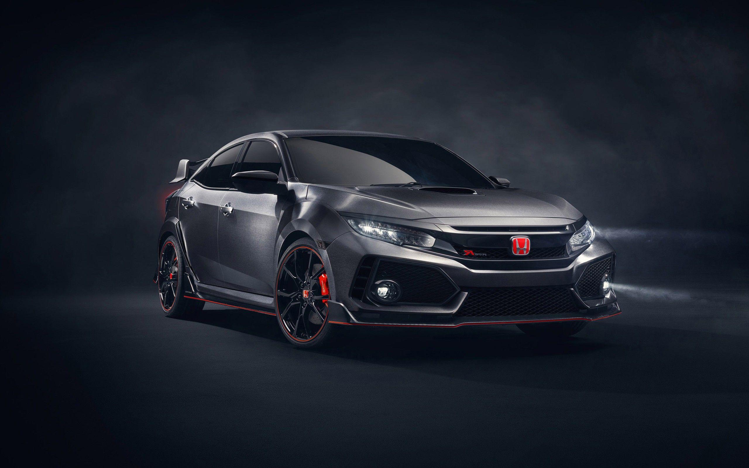 Honda Civic Type R Wallpaper High Definition muF · Cars