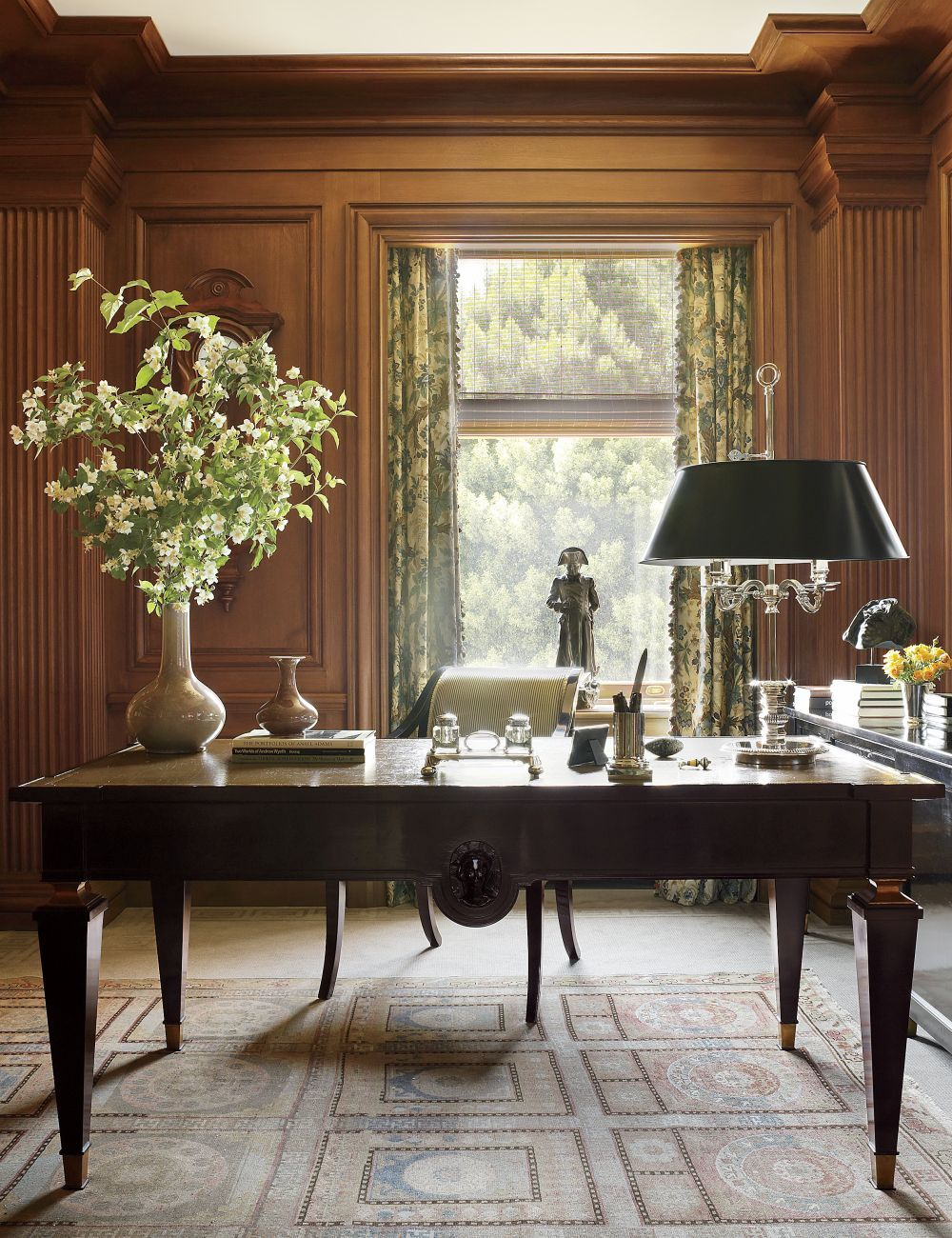traditional office decor. Traditional Office/Library By Tucker \u0026 Marks And Andrew Skurman Architects In San Francisco, Office Decor