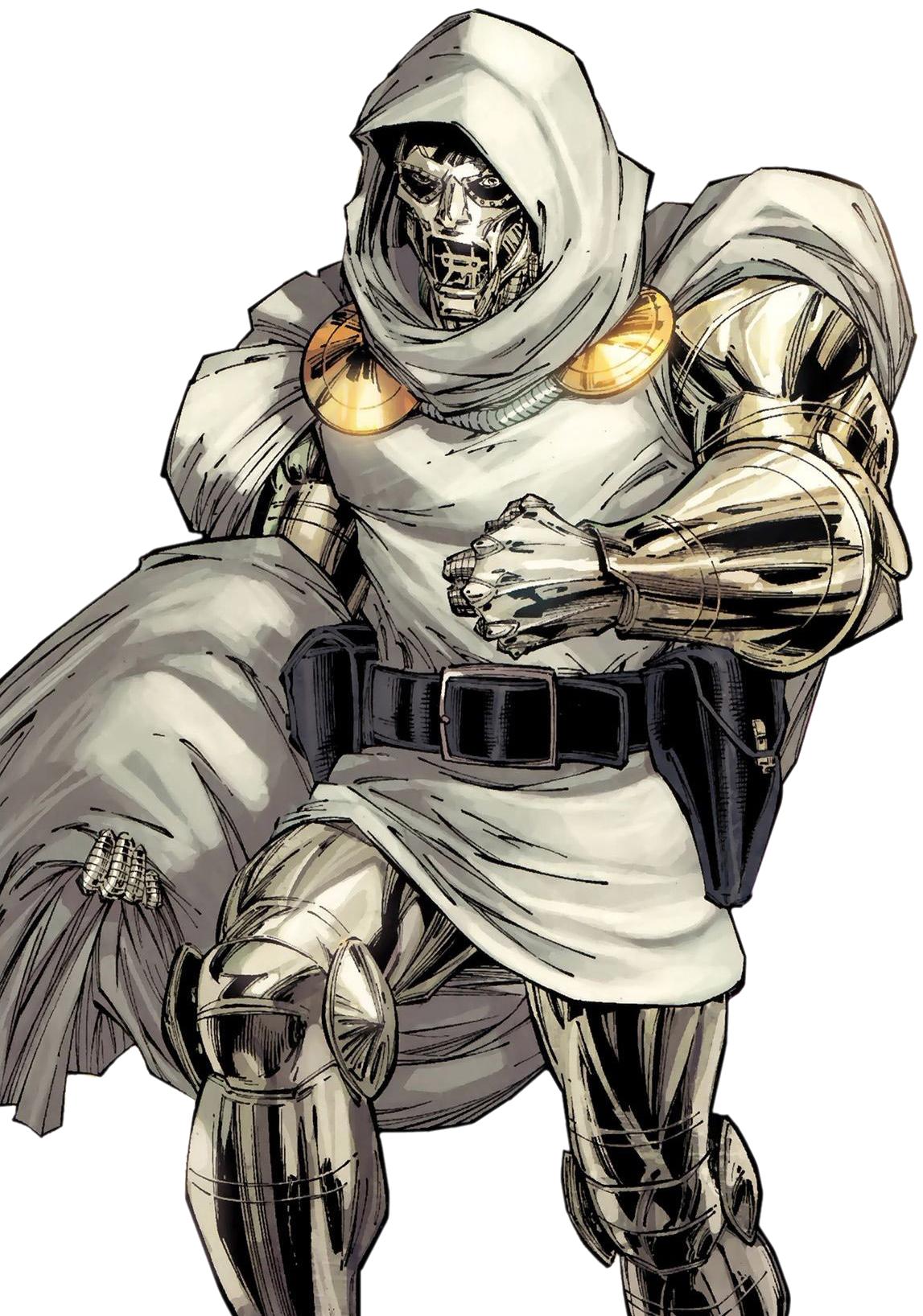 Victor Von Doom Comic Book Villains Marvel Heroes Marvel Villains