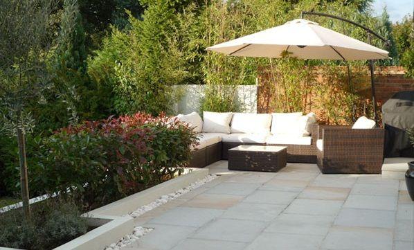Small Garden Modern Design Ideas Contemporary Garden Design