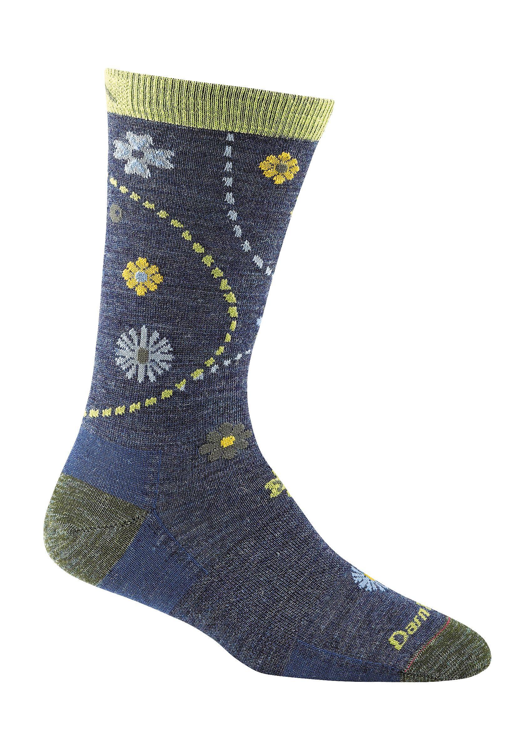 Darn Tough Socks: Garden Light Style, Itch-Free Merino Wool