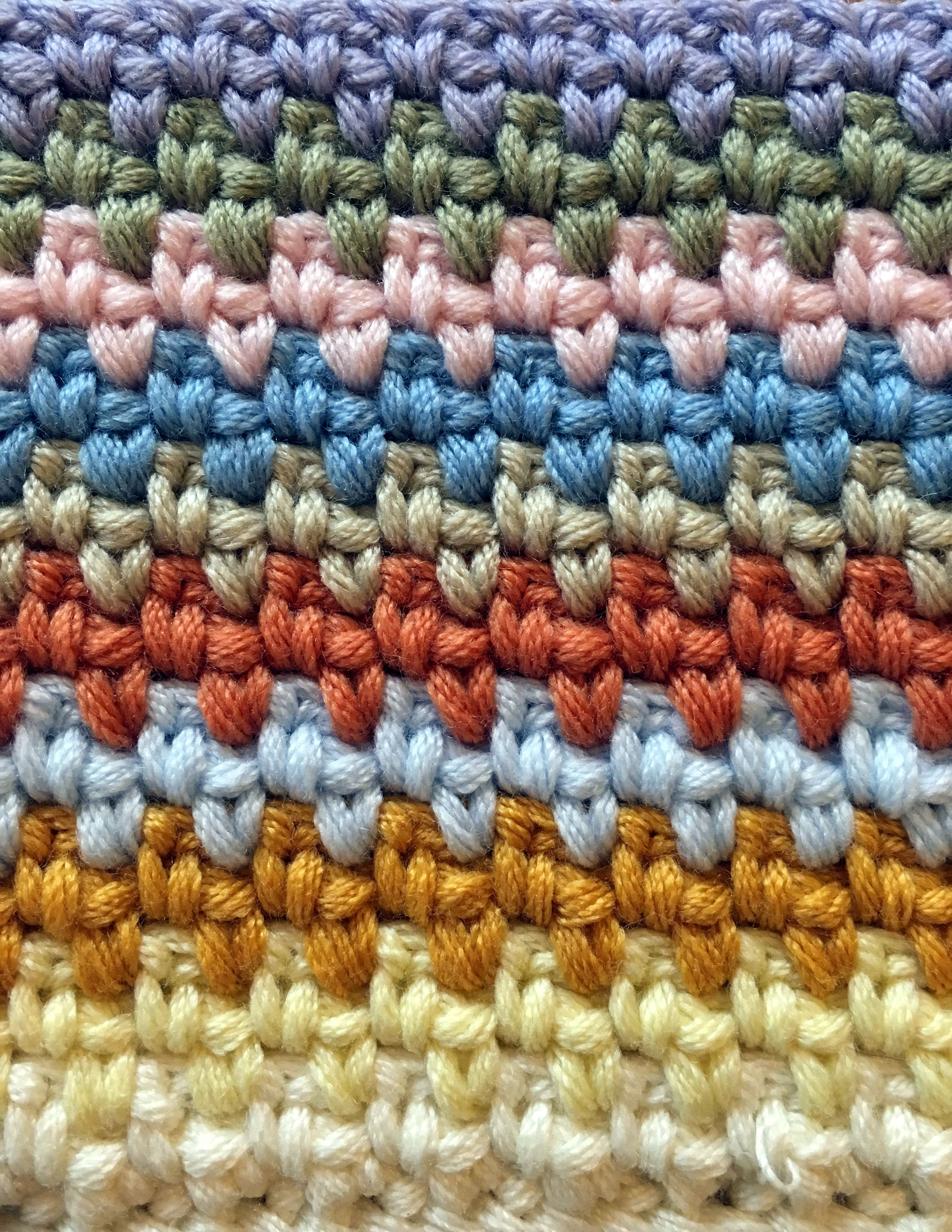 Linen stitch baby blanket linen stitch blanket and knit crochet linen stitch baby blanket bankloansurffo Image collections