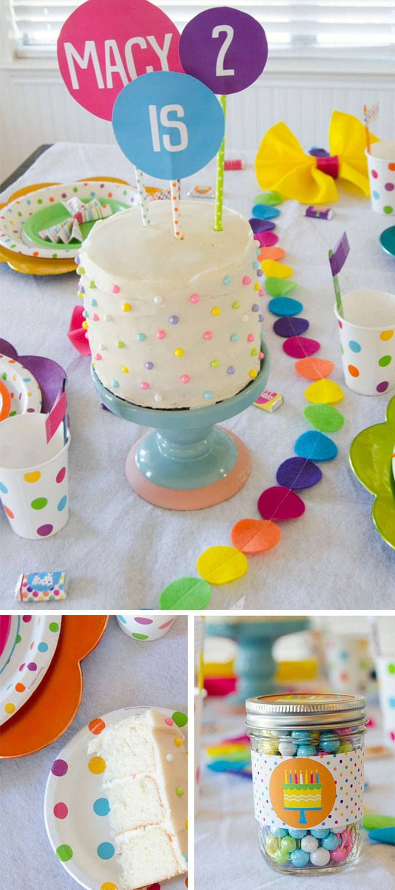 Pin On Emily S First Bday Party Ideas