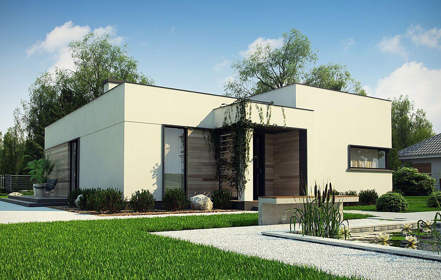 Dodatkowe Nowoczesny dom drewniany | Domy nowoczesne in 2019 | Dom, Projekty DK59