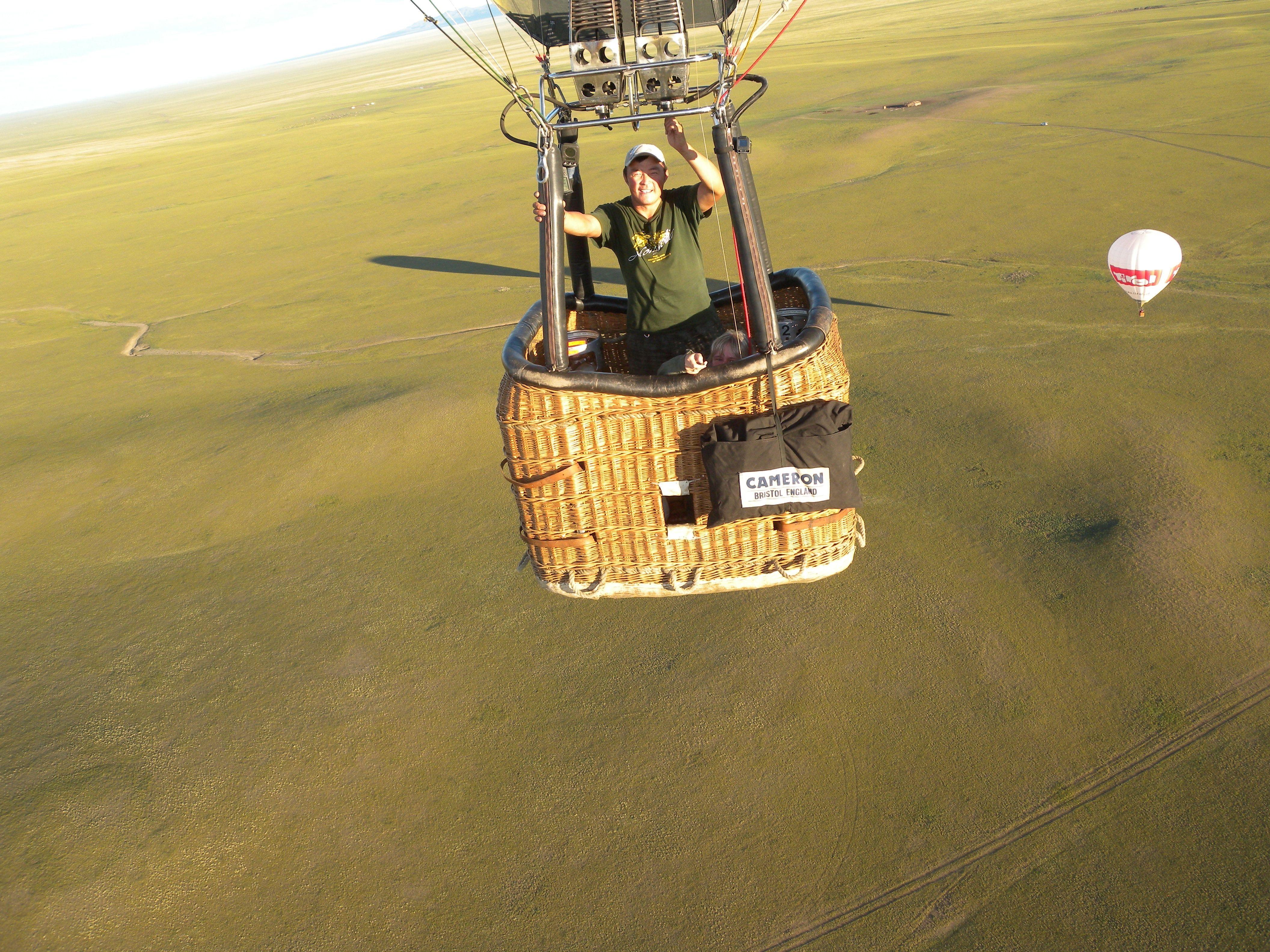 Special Interest Mongolia Group Tours Balão