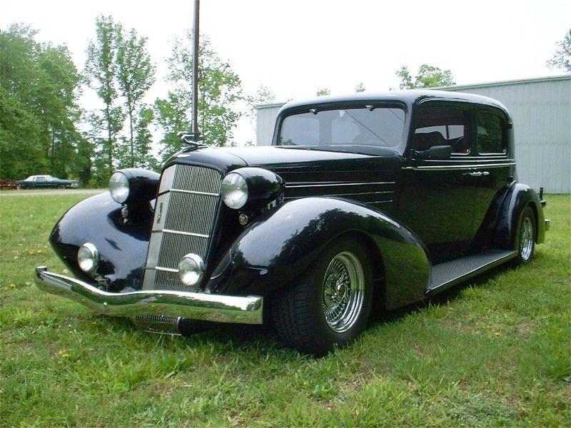 1934 Cadillac 4 Door Sedan Sell your Classic Car Muscle Car Hot Rod ...