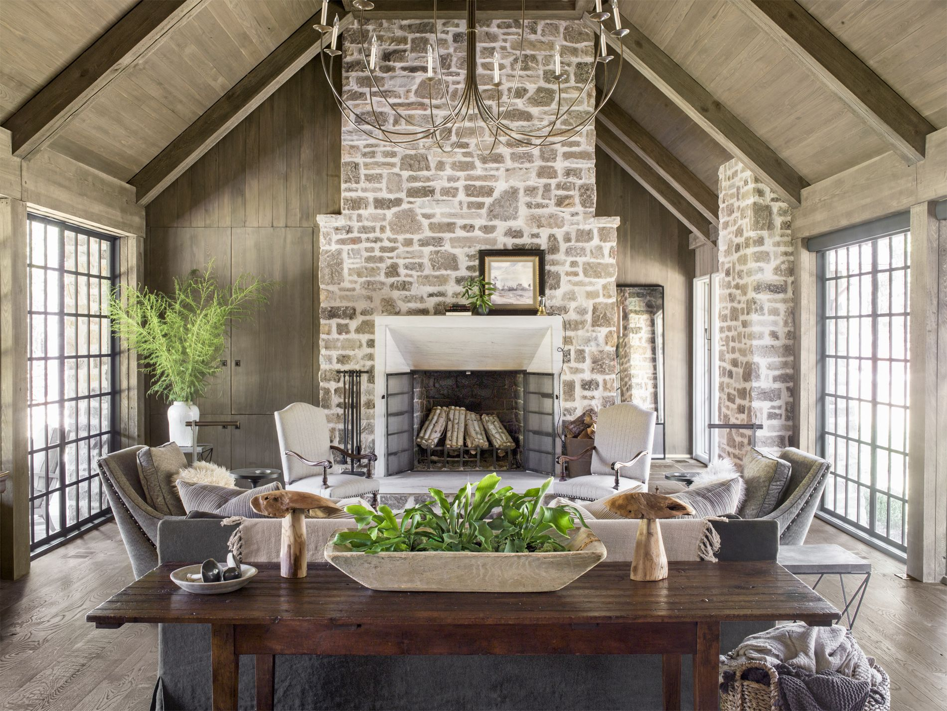 Every Detail In This Gorgeous Farmhouse Was Inspired By The