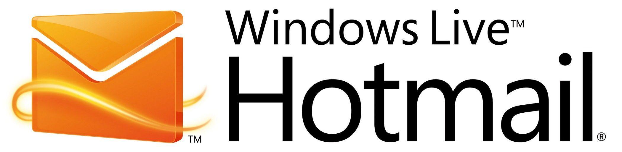 Windows Live Hotmail Logo Vector [EPS File]