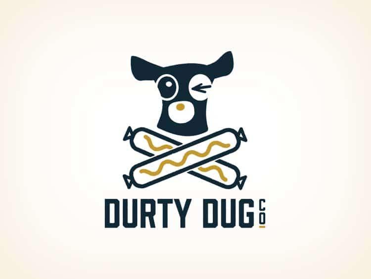 Hot Dog Logo Ideas   Logo Design   Pinterest   Dog logo, Logo ideas ...