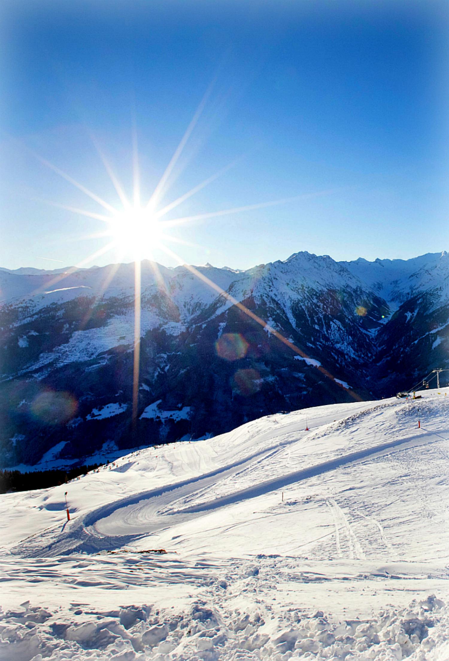 Austrian Ski Resort Hosts World Record Attempt At The
